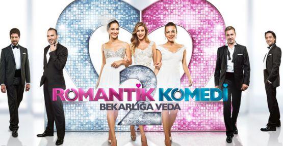 Romantik Komedi 2 Bekarlığa Veda geliyor Show TV kanalında