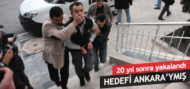Sabancı Suikastinin Zanlısının Hedefi Ankara'yı Havaya Uçurmakmış!