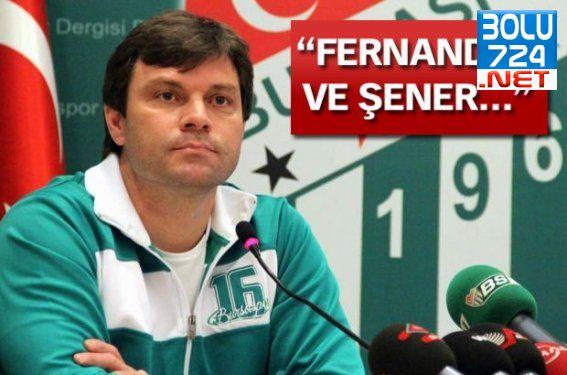 """Sağlam'dan Şener ve Fernandao açıklaması """"Fenerbahçe ile anlaştılar"""""""