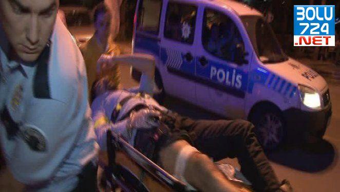 Sahte Polis, Karakolun Kapısında POLİS'e Ateş Etti!