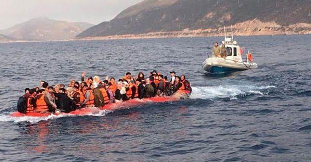 Seferihisar'da Korkunç Olay! Mülteci Bot'u Battı 9 Kişi Öldü