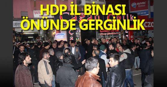 Türkiyelileşen HDP Serik'leşemiyor!! ŞOK Edici Saldırı!!