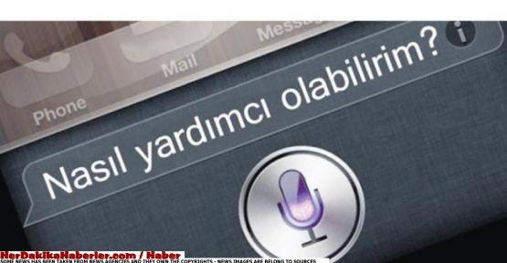 Siri Artık Türkçe Konuşuyor..