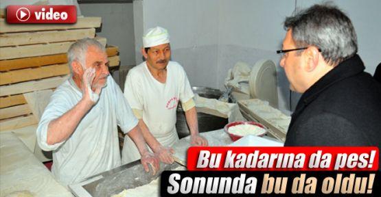 ŞOK HABER: Ahır'da Ekmek Üretirken Yakalandılar..Manisa Halkı ŞOKTA