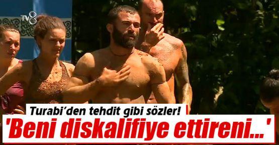SURVİVOR'da TURABİ ŞOKU Yaşanıyor: Beni Diskalifiye Ettireni..!!