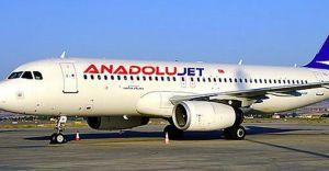 Anadolu Jet Almanya ve Fransa'ya Uçak Seferleri Düzenleyecek!