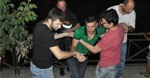 Bursa'da Uyuşturucunun Dozunu Kaçıran Genç Dereye Yuvarlandı!