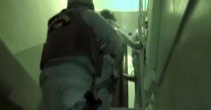 İstanbul'da PKK'ya Gece Baskını! Polis Kamerası Devrede