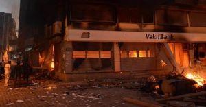 Kobani Olaylarında Yangına Müdahale Etmeyen İtfaiyecilere Soruşturma!