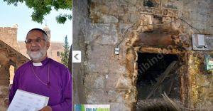 Mardin'de Süryani'ler Ayaklandı! Kiliseye Koştular!