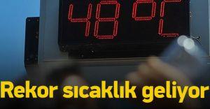 Resmen Yanacağız! İşte Türkiye'yi Kavuracak Sıcaklıklar!