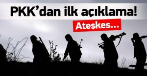 Sınır Ötesi Operasyonlarında PKK'dan İl Açıklama Geldi! Ateşkes...!