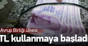 Yunanistan Artık Türk Lirası Kullanıyor!