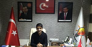 Ak Parti Gençlik Kolları Van İl Başkanı Taha Çoban'dan 30 Ağustos Zafer Bayramı Mesajı