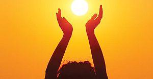 D Vitamini İçin Güneş Işınlarını Kullanın!