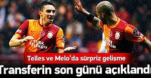 Galatasaray'da Melo Sürprizi! Ünlü Site Açıkladı! Melo O Kulüple Anlaştı