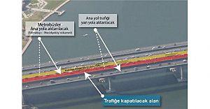 Haliç Köprüsü 2 Gün Bakımda! İşte Yeni Güzergah