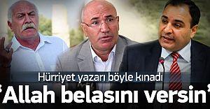 Hürriyet Yazarından Sümeyye Erdoğan'a Yapılan Saldırıya Sert Tepki!