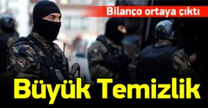 İstanbul'da Teröre Büyük Darbe! Temizlik Büyük Oldu 100'lerce Kişi Tutuklandı