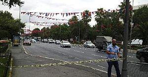 İstanbul Emniyet Müdürlüğü Önünde Bomba Paniği! Güvenlik Arttırıldı