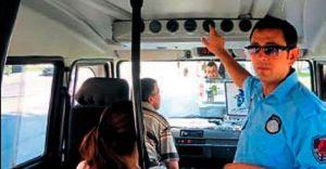 Klima Cimriliği Yapan Dolmuş Şoförlerine 208 Tl Ceza