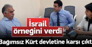 Öcalan'ın Sözleri HDP'yi Şoke Edecek! Bağımsız Kürt Devleti İsrail'e Benzer