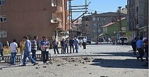 Yüksekova'da Polise Bombalı Tuzak
