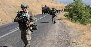 Muş'ta Askeri Araç Geçişi Sırasında Bomba Patladı! 8 Asker Yaralandı!