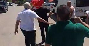 Tuncelide Esnaf Polise Saldırdı!