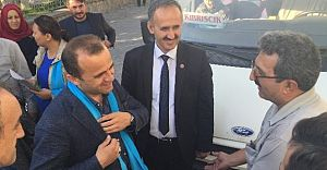 Ak Parti Bolu Milletvekili Adayı Fehmi Küpçü'den CHP'ye Sert Tepki! HDP İle Kol Kolalar!