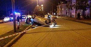 Bolu'da Trafik Kazası! 3 Yaralı