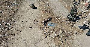 Şırnak'ta Araziye Gizlenmiş 1 Ton Patlayıcı Yakalandı!