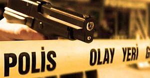 Trabzon'da Otelin Lobisinde Silahlı Çatışma!