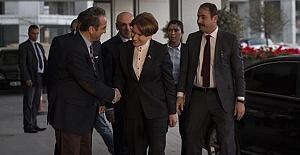 Meral Akşener ile Kemal Kılıçdaroğlu İftar'da buluştu