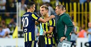 Fenerbahçe'de Van Persie Taraftarlardan Tepki Aldı
