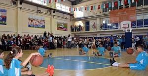 Ümraniye Yaz Spor Okulları Eğitimi Tamamlandı