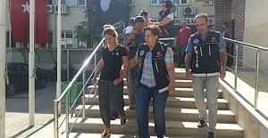 Bursa Polisinden Kadın Zehir Tacirlerine Baskın