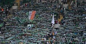 Bursaspor Taraftarına Galatasaray Maçı Öncesi Çağrı