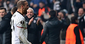 Cenk Tosun Beşiktaş#039;ta Yükselişini...