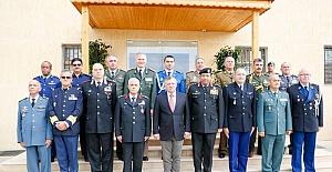 Amman'da Düzenlenen Toplantıda Jandarmaya Yeni Görev