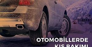 Otomobillerde Kış Hazırlığı Nasıl...