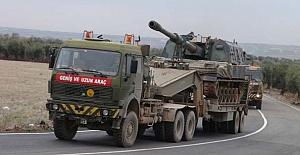 Afrin Operasyonu İçin Sınır Birliklerine Emir Verildi