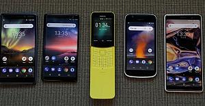 Nokia'nın 5 Yeni Telefonu Tanıtıldı!