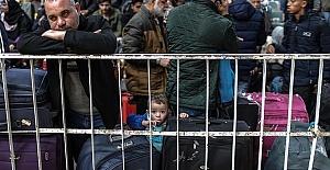 Refah Sınır Kapısı 4 Gün Boyunca Çift Yönlü Açık Olacak