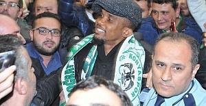 Samuel Eto'o'nun Konyaspor'a Transferinde Anlaşmaya Varıldı