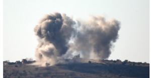 Türk Silahlı Kuvvetleri YPG'yi Böyle Bombaladı!