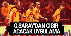 Türk Futbol Tarihinde İlk! Galatasaray…