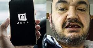 Taksici Terörü Devam Ediyor! Uber Şoförünün 3 Dişini Kırdılar