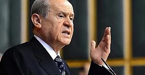 Bahçeli'den Abdullah Gül'e İkinci Uyarı: İkazlara Uy!