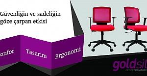 Daha Konforlu Bir Çalışma Alanı İçin Ofis Sandalyeleri